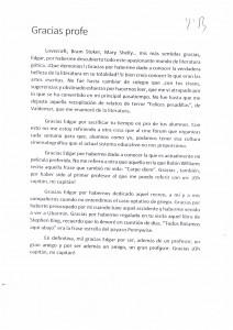 CATEGORIA 5 MENCION